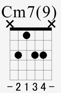 Cm7(9)