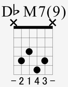 D♭Maj7(9)