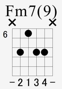 Fm7(9)