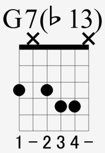 G7(♭13)
