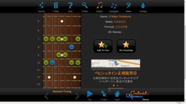 【ペンタトニックスケール】を簡単に覚えられる方法を解説!【ギターソロの基礎練習】