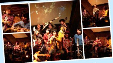 JOYMUギタースクール第4回JAMセッションライブ!