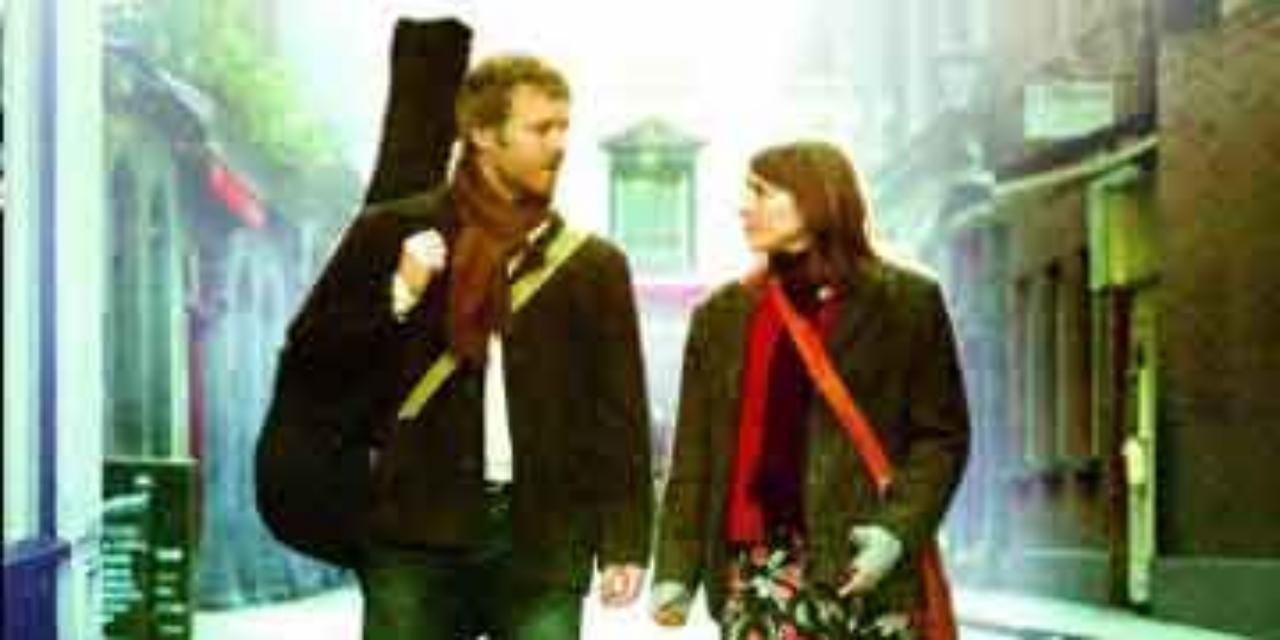 ストリートミュージシャンのロマンチックな映画【ダブリンの街角で】