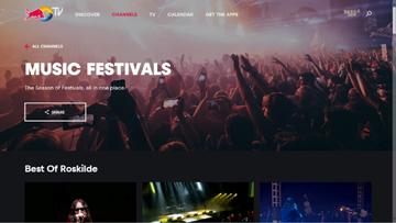音楽好き!洋楽バンド好き!必見!海外の夏フェス2016(世界6大音楽フェス)を無料視聴で楽しもう♪【RED BULL TV】